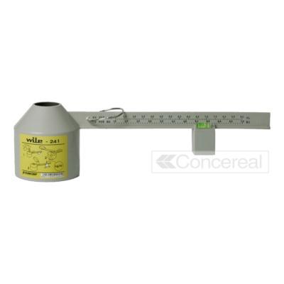 Foto de Medidor de peso específico de cereales