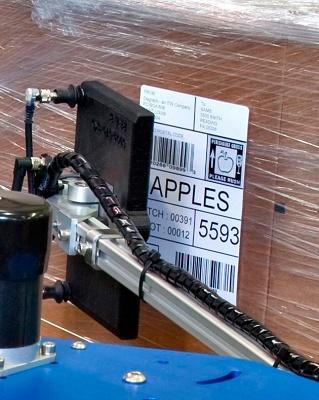 Foto de Impresoras y aplicadoras de etiquetas para Palets