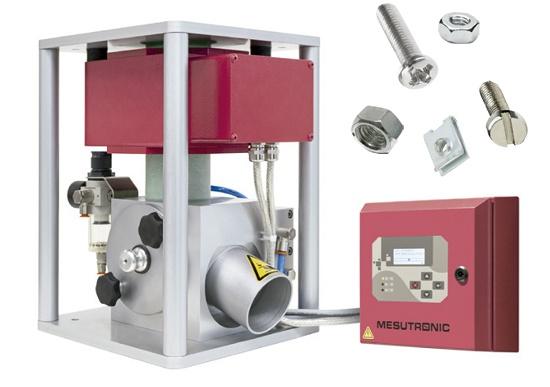 Foto de Detectores y separadores de metales contaminantes