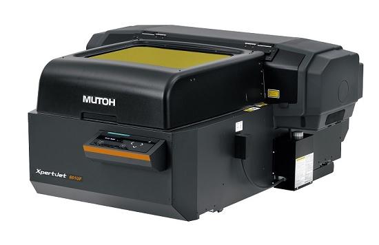 Foto de Impresora UV directa sobre objetos