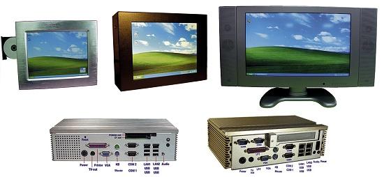 Foto de PC de panel y mini PC