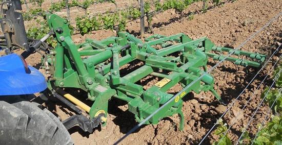 Foto de Cultivador de viña