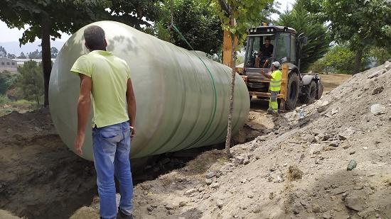 Foto de Cisternas para agua
