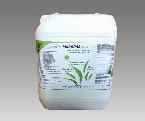 Foto de Fertilizante líquido