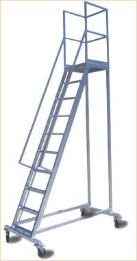 Escaleras Met Licas Maquinaria Y Equipos Para