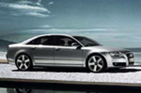 """Foto de """"El Audi A8 viste de poliamida"""""""