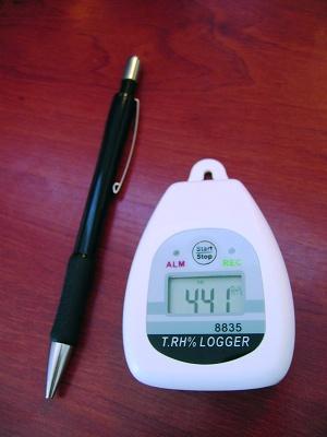 Foto de Datalogger de temperatura y humedad