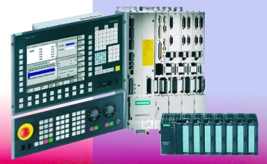 Technology CNC Siemens Sinumerik 840D - MetalWorking
