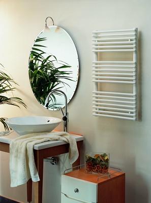 Radiador toallero runtal elite climatizaci n e for Toalleros electricos cromados