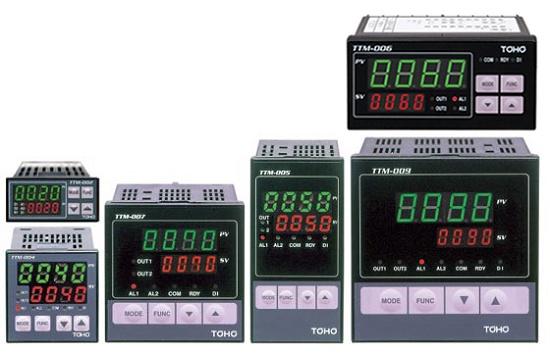 Foto de Controladores de temperatura y procesos