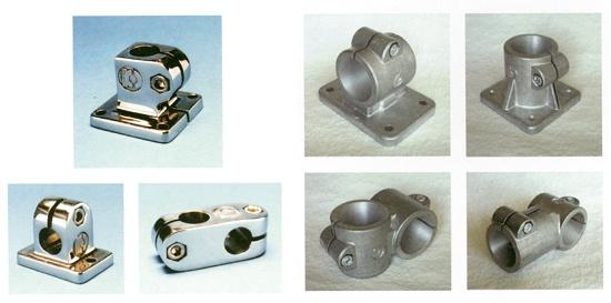 Uniones modulares seguridad uniones modulares for Uniones para perfiles cuadrados de aluminio