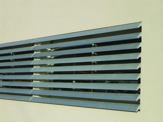 Celos a fija de aluminio durmi duline 125e materiales - Celosia de aluminio ...