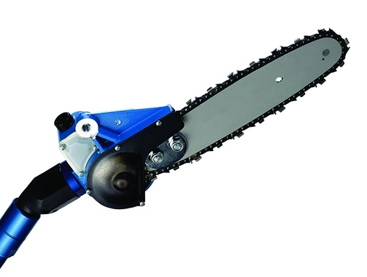 Foto de Podador neumático de cadena para alargadora