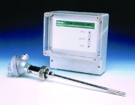 Foto de Sistemas de detección de espumas