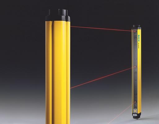 Sick Light Curtain Alignment Tool: Sick M4000 Safety Light Curtains