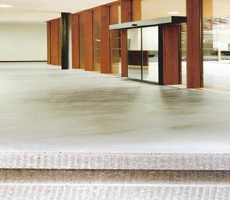 Suelo continuo knauf tecnosol materiales para la - Materiales para suelos ...
