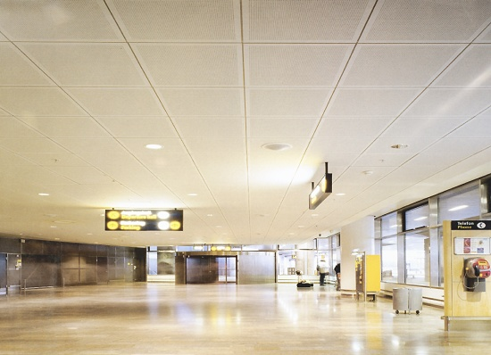 Drop Ceiling Hardware : Suspended ceiling knauf linear hardware