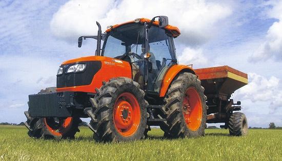 Low Profile Tractor : Tractor trucks diesel kubota m y low