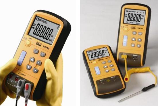 Foto de Calibradores de temperatura y procesos