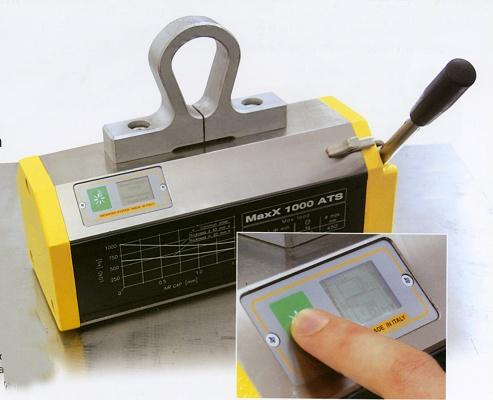 Elevador magn tico con sistema autotest tecnomagnete for Sistema anticalcare magnetico