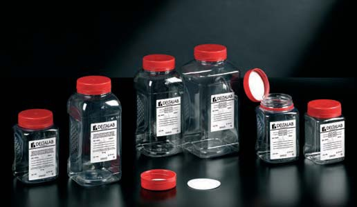 tipos de recipientes para muestras de orina