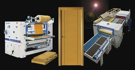 Maquinaria para fabricaci n de puertas madera for Fabricacion puertas madera