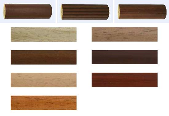 Barras para cortinas chyc materiales para la - Barras de cortinas infantiles ...