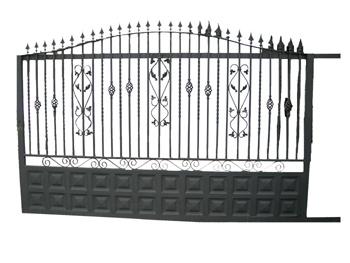 Puerta Corredera Turo Ganaderia Puerta Corredera - Puerta-corredera-metalica