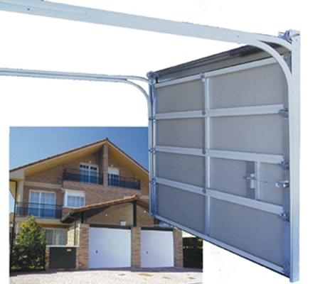 Puerta seccional madera puerta seccional - Motor para puerta seccional ...