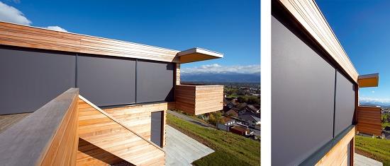 toldo de fachada solozip toldos persianas y protecci n. Black Bedroom Furniture Sets. Home Design Ideas