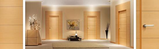 Puertas de dise o serie dise o materiales para la for Disenos d puertas d madera