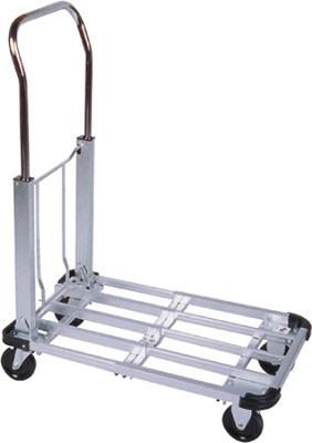 Carro de transporte ligero y plegable th0475 almacenaje - Carro plegable aluminio ...