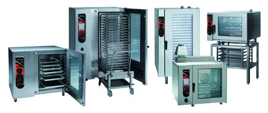 Hornos fagor visual chill industria alimentaria hornos for Hornos de cocina electricos
