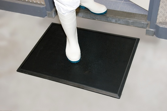 Alfombras desinfectantes sani trax qu mica alfombras desinfectantes - Alfombras para empresas ...