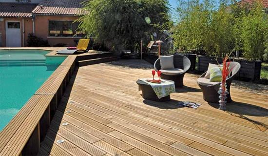 foto de terrazas de madera
