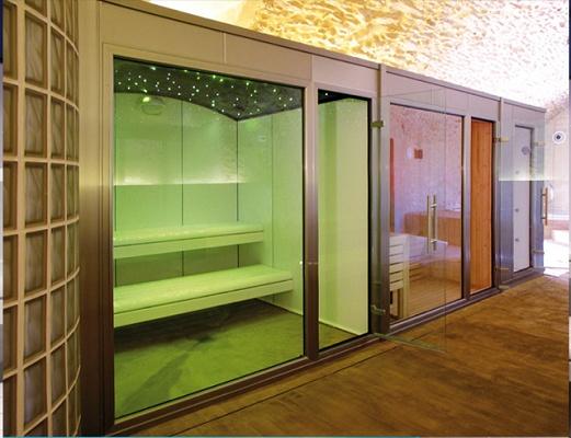 Cabinas De Baño Turco:Inbeca dispone de una amplia gama de cabinas de vapor diseñadas para