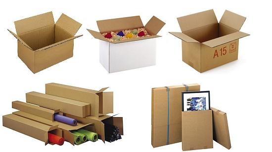 Cajas de cart n envase y embalaje cajas de cart n for Cajas carton embalaje