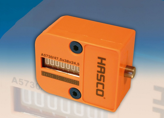 Cycle counter Hasco A5730 - Plastics and Rubber - Cycle counter