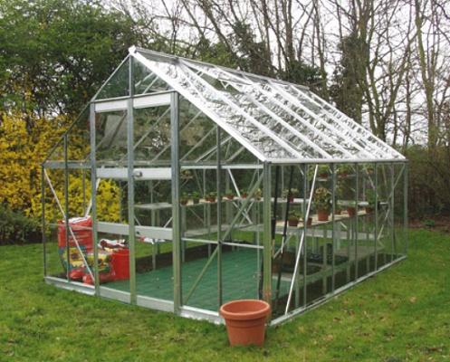 Invernaderos de jard n eden monarch horticultura for Invernaderos para jardin