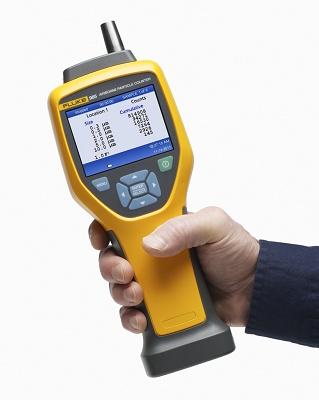 Contador of particles Fluke 985 - Measurement and control