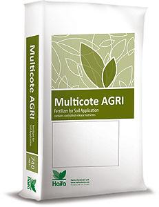 Foto de Fertilizantes 100% de liberación controlada para agricultura