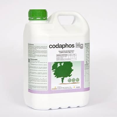 Liquid formulation of fosfito magnésico Codaphos Mg - Agriculture