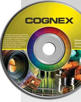 Vision software VisionPro - Packaging - Vision software