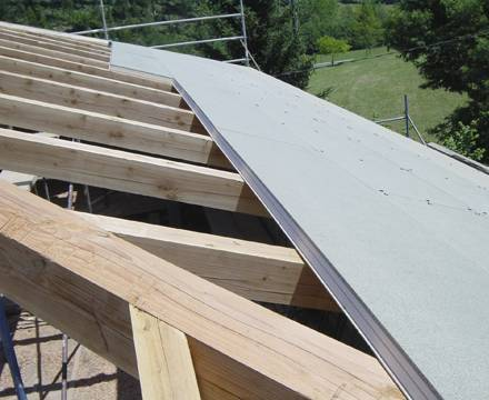 Paneles s ndwich ondutherm materiales para la for Panel aislante termico