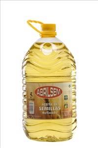 aceite refinado de semillas