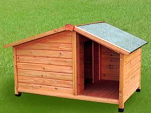 Casetas para perros cottage mascotas casetas para perros for Casetas para perros aki