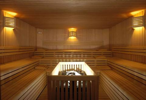 Saunas de madera sauna executive materiales para la construcci n saunas de madera - Sauna finlandesa o bano turco ...