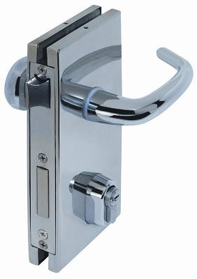 Manillas puertas aluminio exterior perfect foto de picaportes de palanca antipnico para puertas - Picaporte puerta aluminio ...