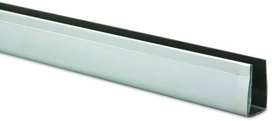 Perfiles de acero inoxidable para puertas de vidrio 030c - Perfiles acero inoxidable ...