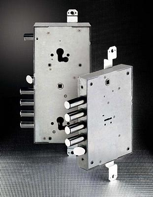 Cerraduras mec nicas para puertas blindadas iseo twin key - Cerraduras puertas blindadas ...
